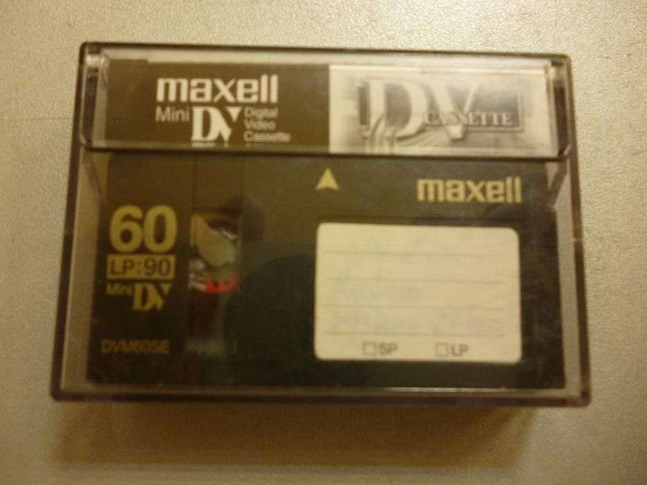 Mini DV Digital Video Cassette