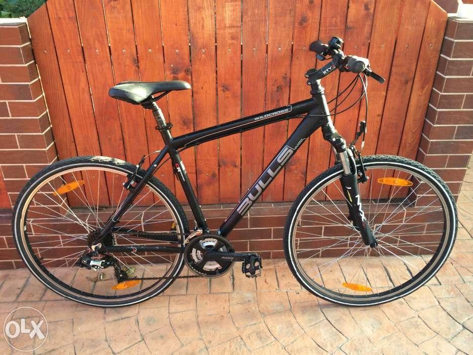 Bicicleta Bulls 7005 Aluminiu