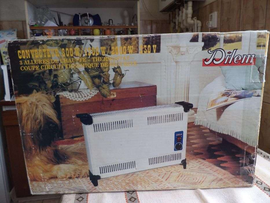 Radiator Electric Pentru Casa