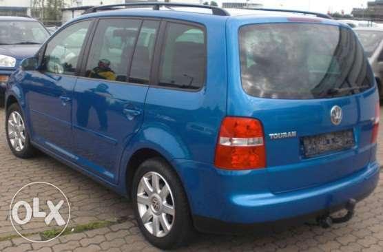 Dezmembrez VW TOURAN 2.0/1.9 TDI Bkd/bkc ,anul 2008