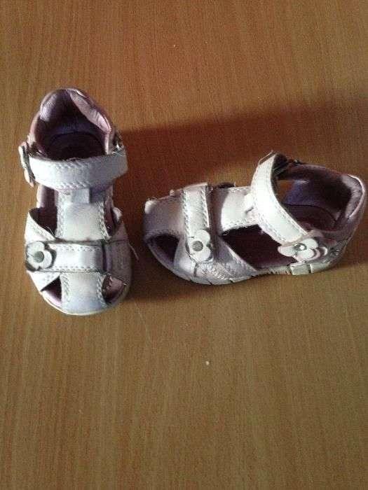Sandale D.D.step Roz Pal, Marimea 20, Piele 100% Int-ext