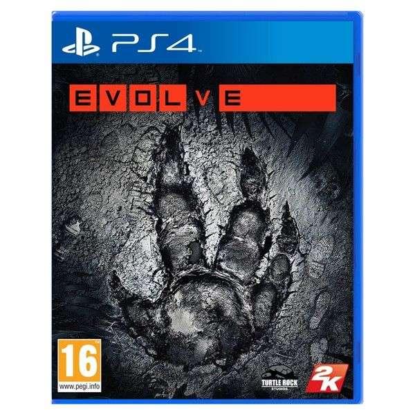 Evolve PS4 PlayStstion 4 (ca Nou)