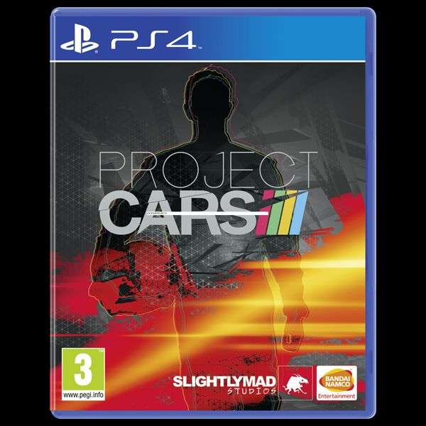 Project Cars PS4 PlayStation 4 (ca Nou)