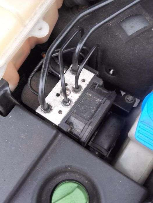 Modul Unitate Pompa ABS (4B0 614 517 G) Passat 1.9TDI 131cp