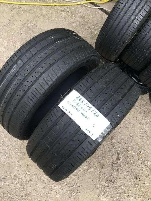Cauciucuri Vara Pirelli Scorpion Verde - 265/45/20