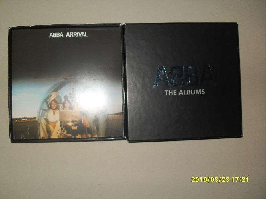 C.d Uri Muzica ABBA