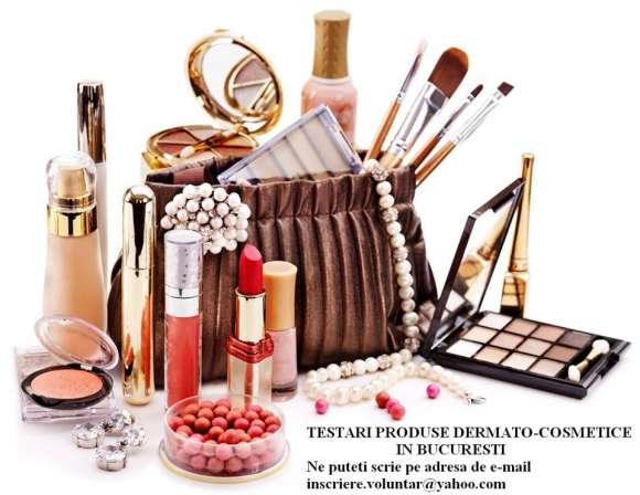 Participant La Studii Cu Dermato-cosmetice