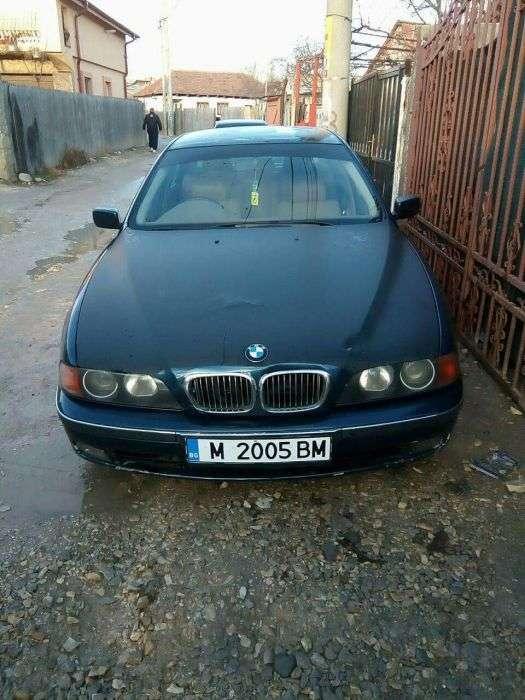 BMW 520I Vand Sau Schimb