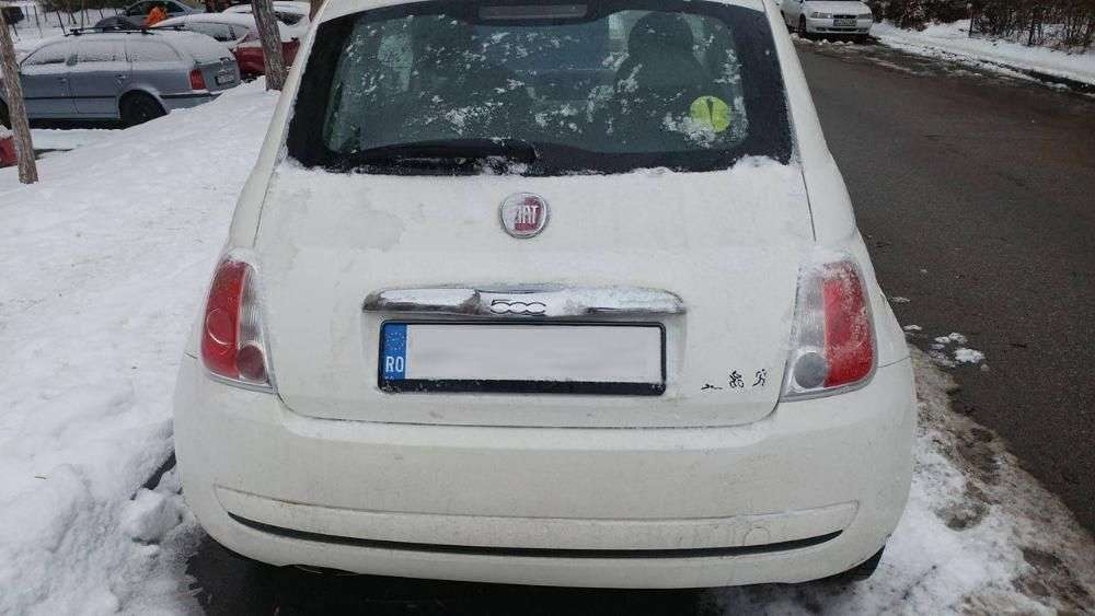 Vand Fiat 500 Din 2009