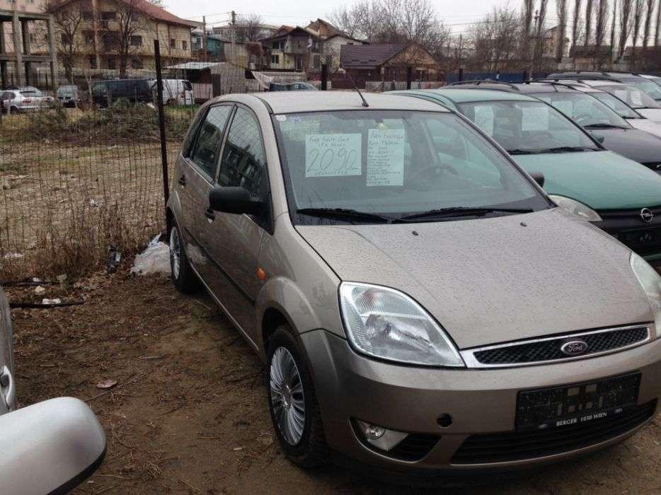 Ford Fiesta Ghia 1.4 Diesel