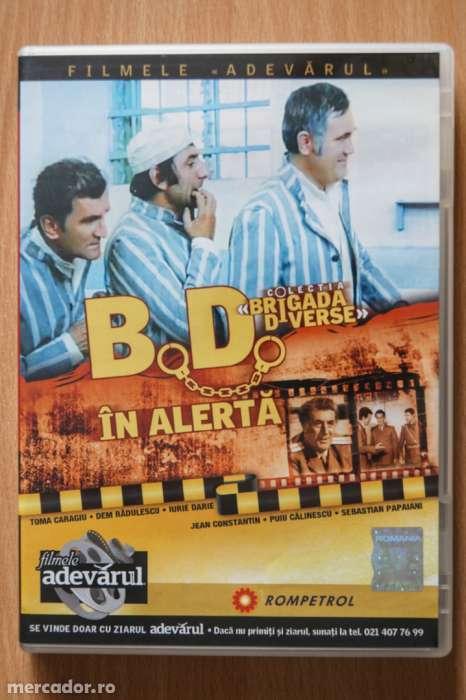 "Vand Film ""BD In Alerta"""