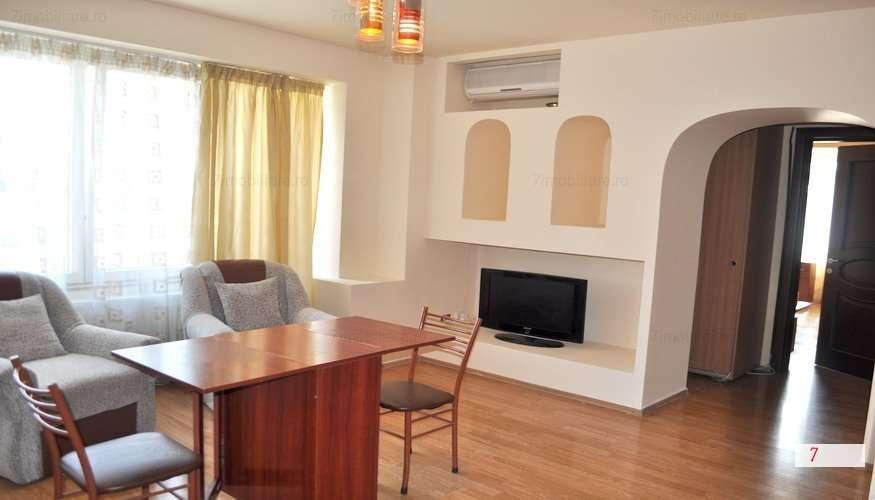 Inchiriere Apartament 3 Camere BUCURESTII NOI, PARC BAZILESCU, METROU, 80mp