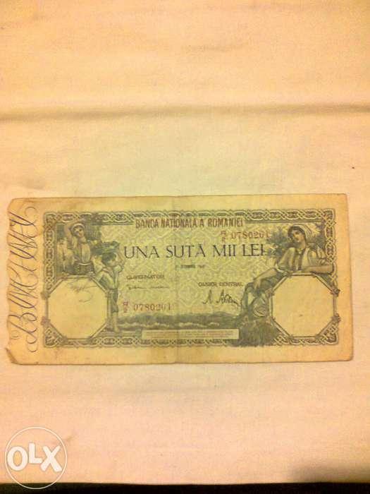 Bancnota Din Anul 1946