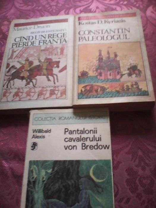 """Carti Colectia """" Romanul Istoric"""""""