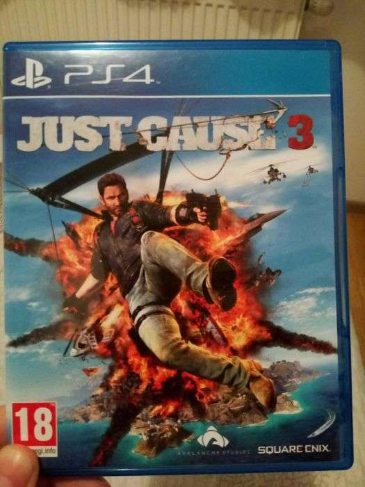 Vand Just Cause 3 PS 4