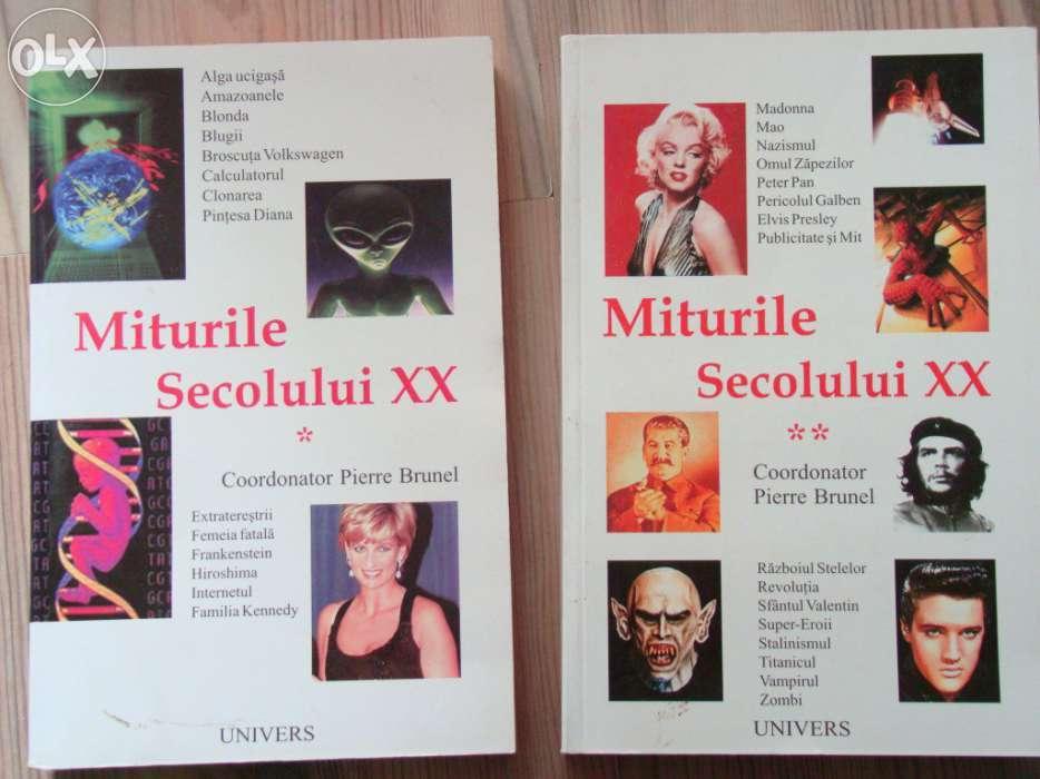 Volumele I Si Ii Din Misterele Secolului Xx