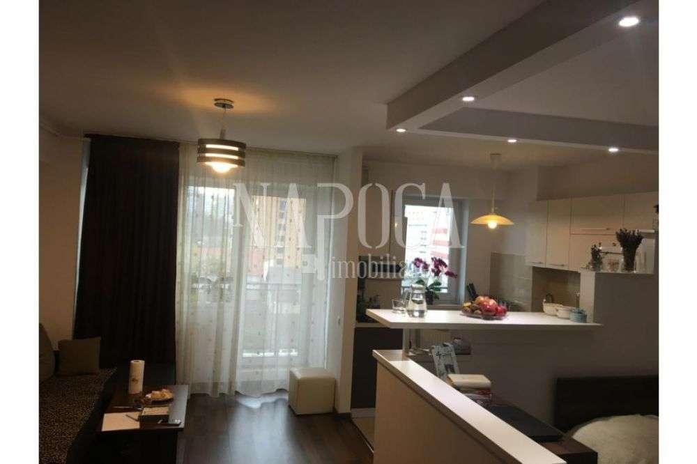 Apartament 1 Camera, 39mp, Balcon, Marasti