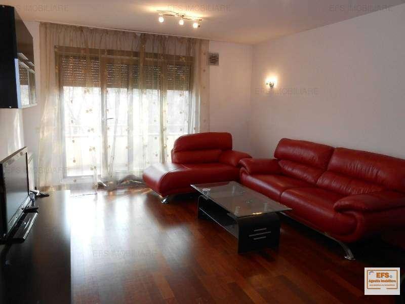 Inchiriere Apartament 2 Camere Zona Floreasca-bloc Nou