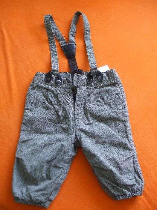 Pantaloni H&M Cu Bretele Detasabile, Mar.68