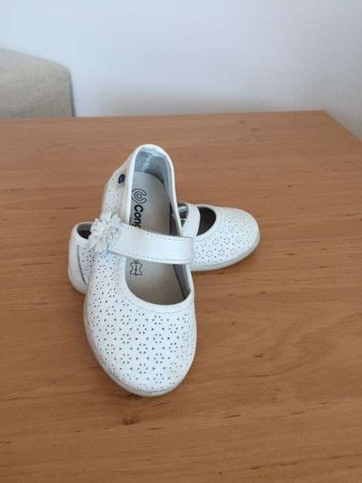 Pantofi Din Piele Nr 21