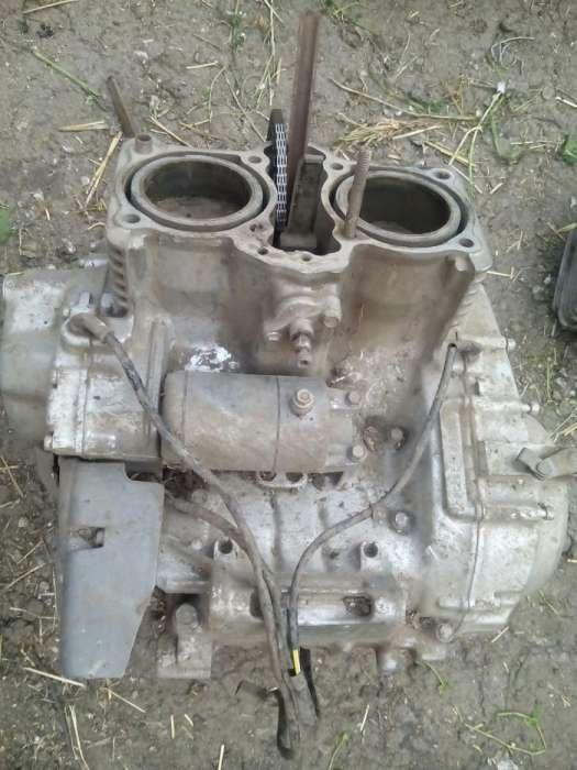 Motor Honda Cb 500