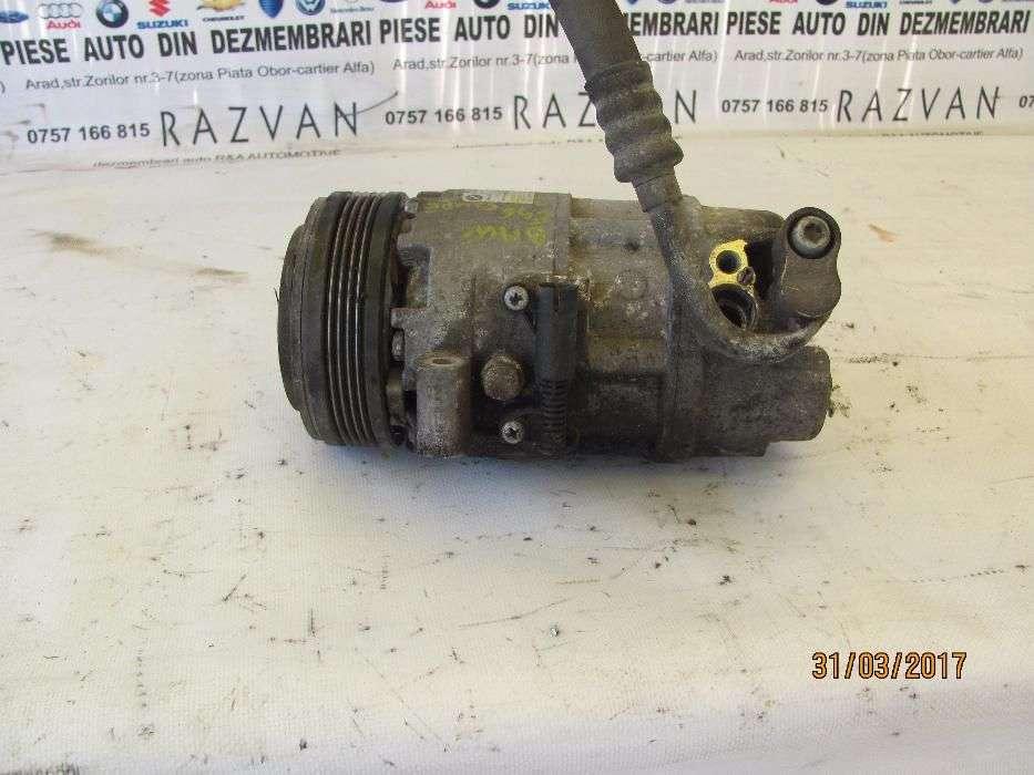 Compresor Clima Bmw 318 Ci Benzina Dezmembrez Bme E46