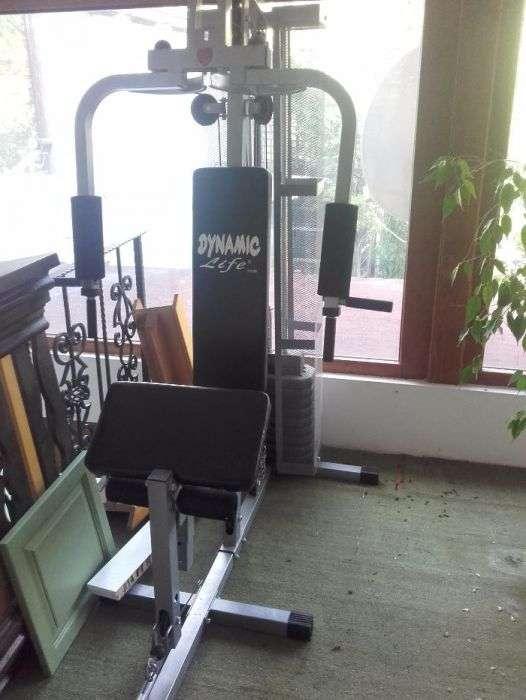 Aparat Multifunctional Fitness Dynamic Life