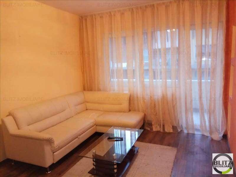 2 Camere, 50 Mp, Mobilat Modern, Imobil Nou, Zona Hotelului Golden Tulip