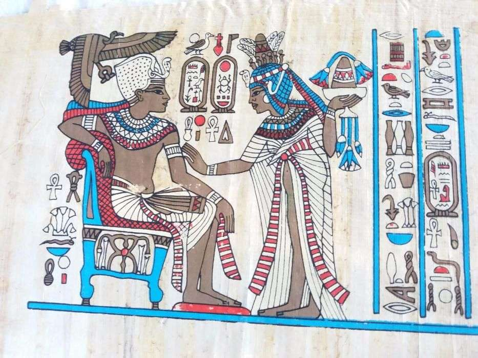 Papirus Original Din Egypt, Alexandria