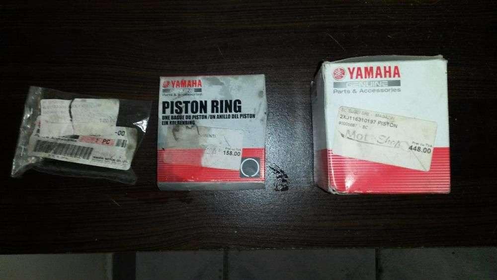 Piston Moto/atv Yamaha 200cc +segmenti+bolt Noi