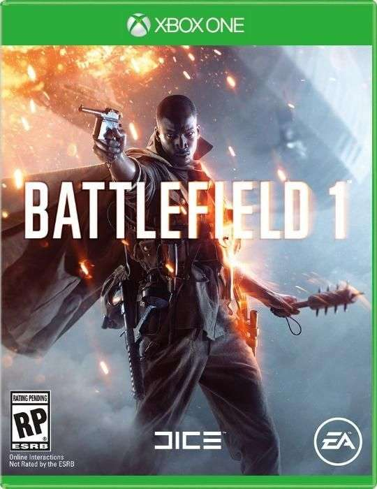 Vand Battlefield 1