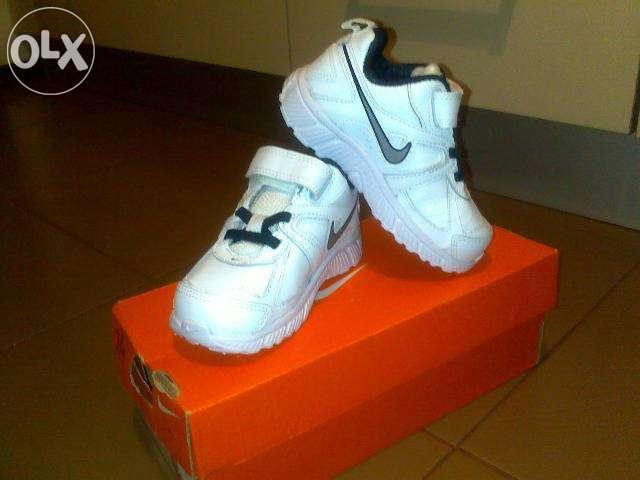 Adidasi Nike Din Piele Pentru Copii