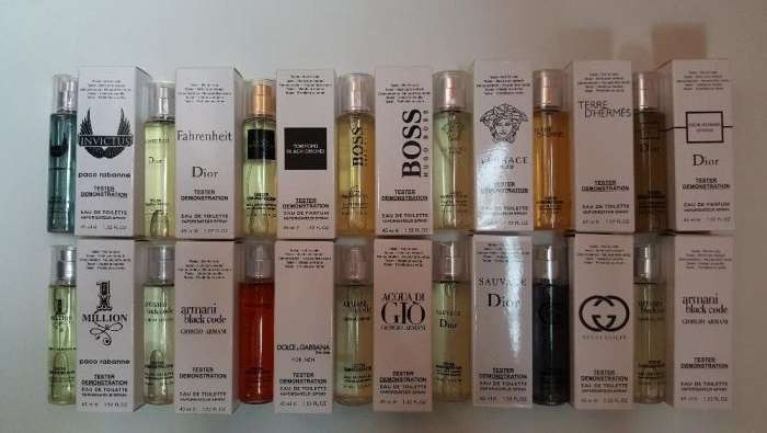 Parfumuri testere 45 ml