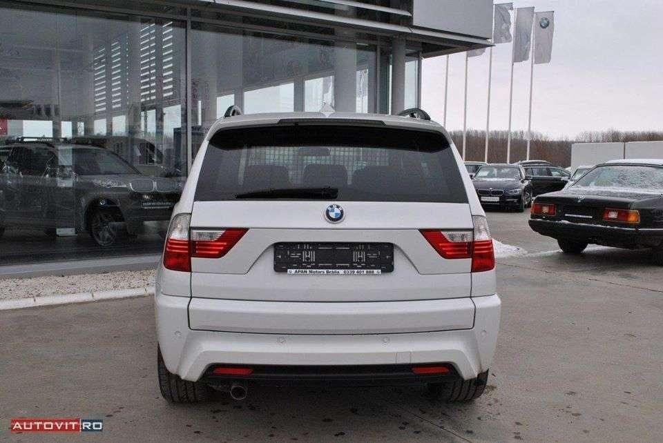 BMW X3...pachet ///M