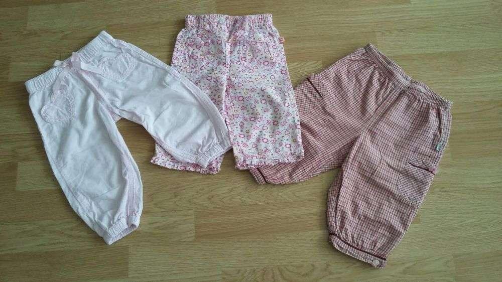 Pantaloni Vară Fetiţe.
