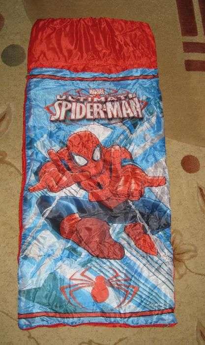 Sac De Dormit Spider-Man Pentru Copii
