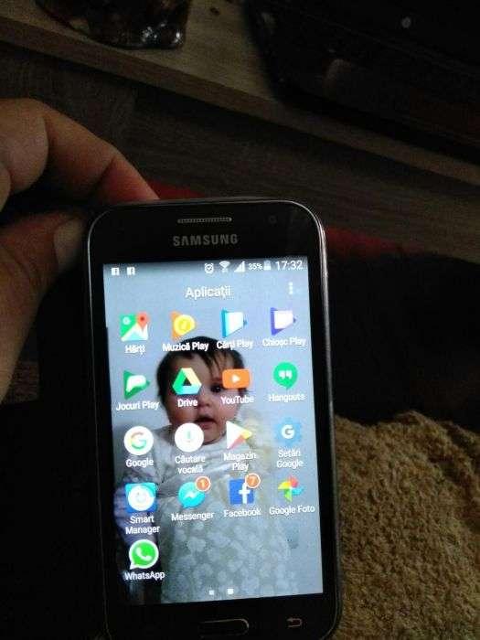 Vand/schimb Samsung Core Prime,garantie,ca Nou,cutie,codat Orange