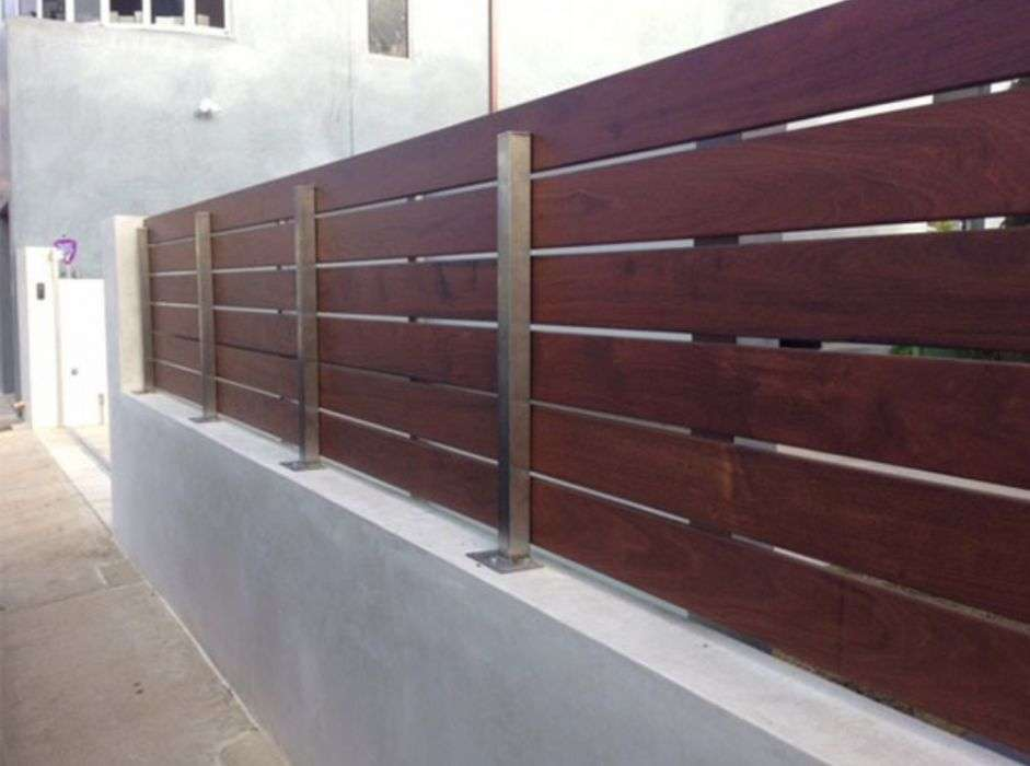 Gard Lemn Pin