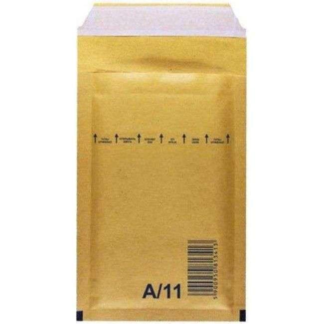 Plicuri Antisoc A11 Siliconic Kraft GPV 122 X 175mm