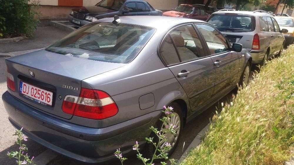 BMW 318 Diesel, An 2003