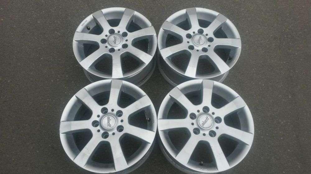 Jante Aliaj 5x114,3 Mazda-Toyota-Nissan-Honda-Kia-Renault-Hyundai 15'