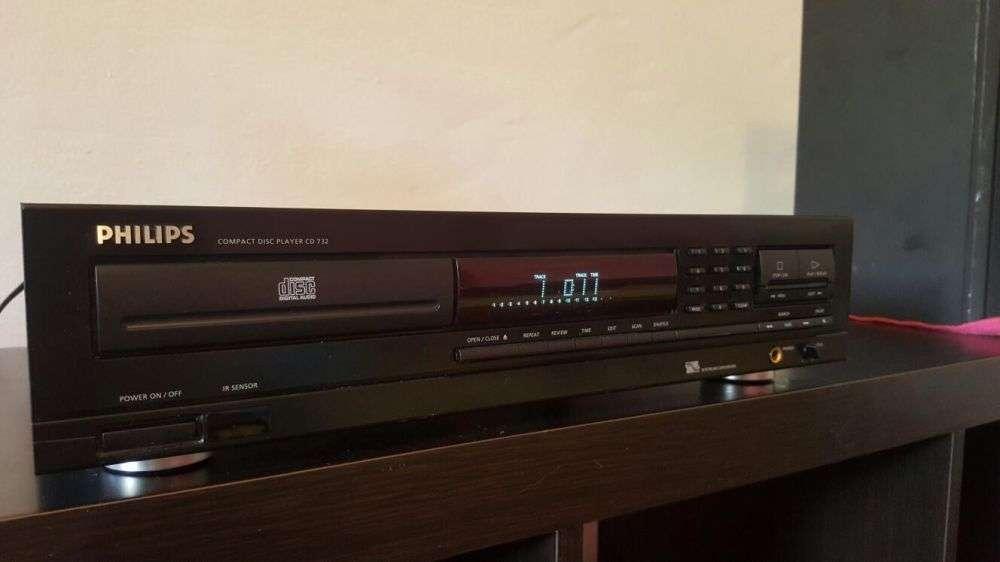 Cd-Player Philips CD 732