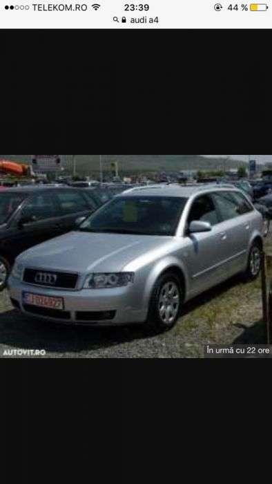 Dezmembrez Audi A4 A3 A6 Din 1994/2005