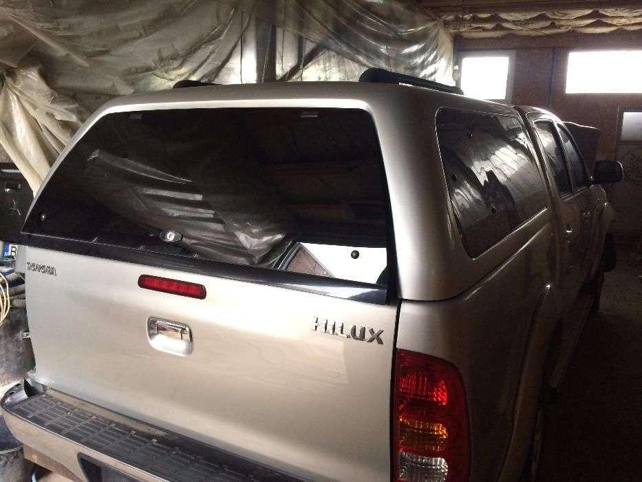 Hardtop Original Toyota Hilux 2012 Impecabil