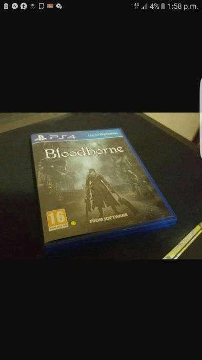Joc Bloodborne PS4