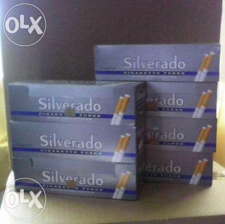 SILVERADO -- Tuburi Cu Filtru-- Alb .. Galben