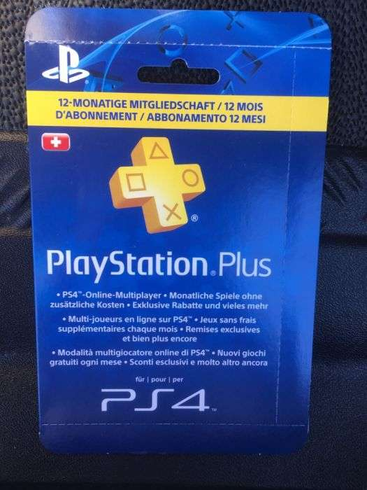 Vand Playstation Plus Membership 1 An Ps4,playstation 4