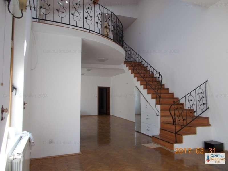 Stirbei Voda, Vila Singur Curte, Living Spatios, Birouri, Creatie, Showroom
