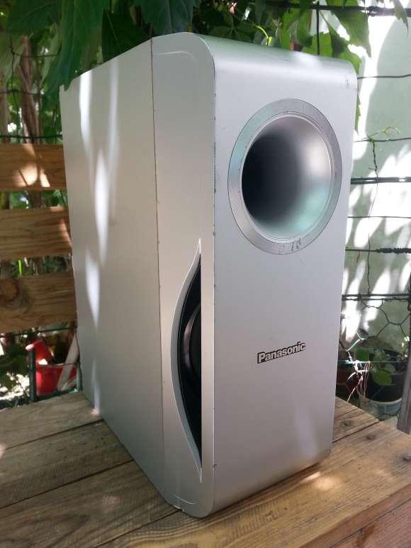 Subwoofer Panasonic 55w