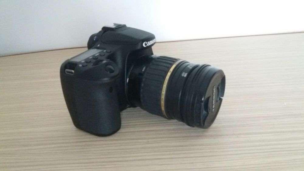 Vand DSLR Canon 60D + Obiectiv Tamron 17-50 / F2.8